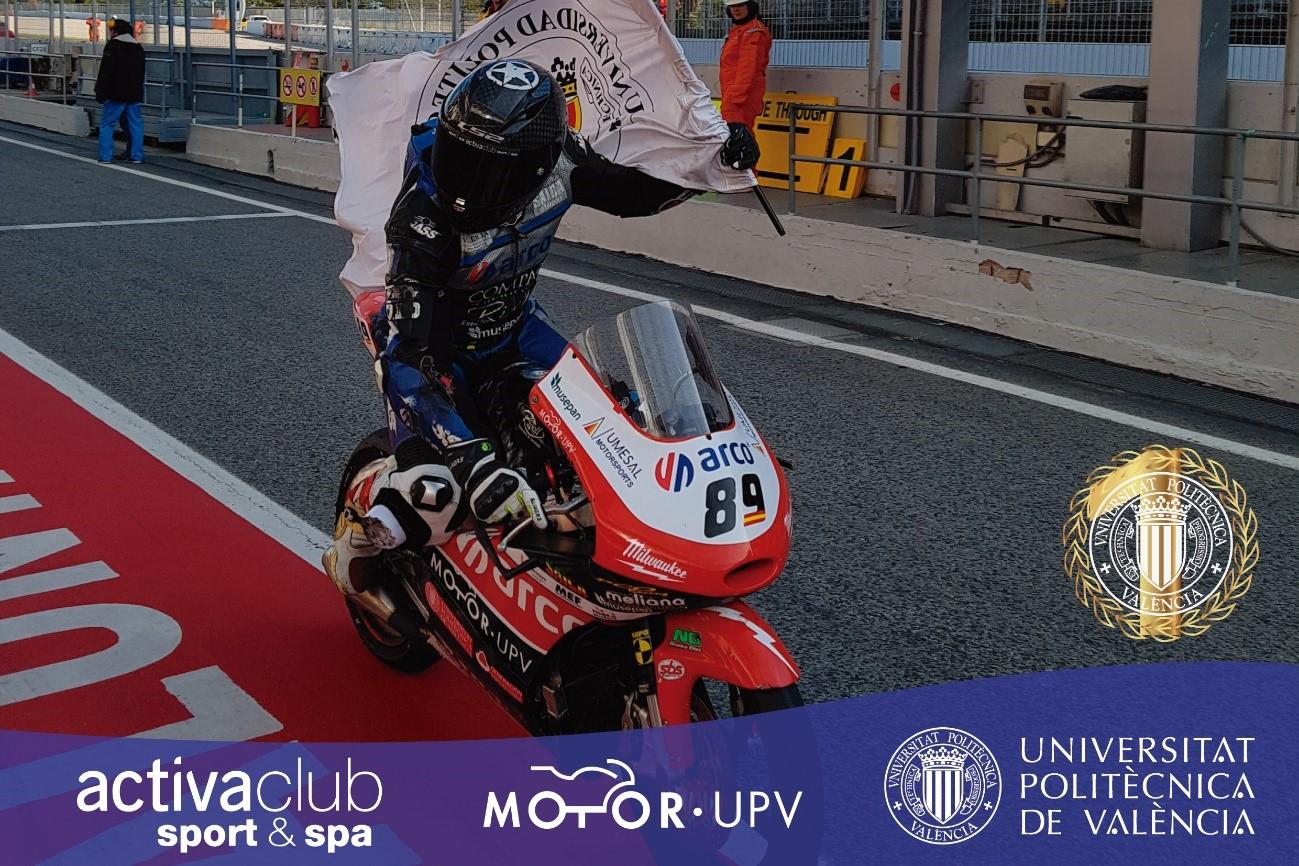 MotoR UPV School Team - Campeones Nacionales Universidades 2019