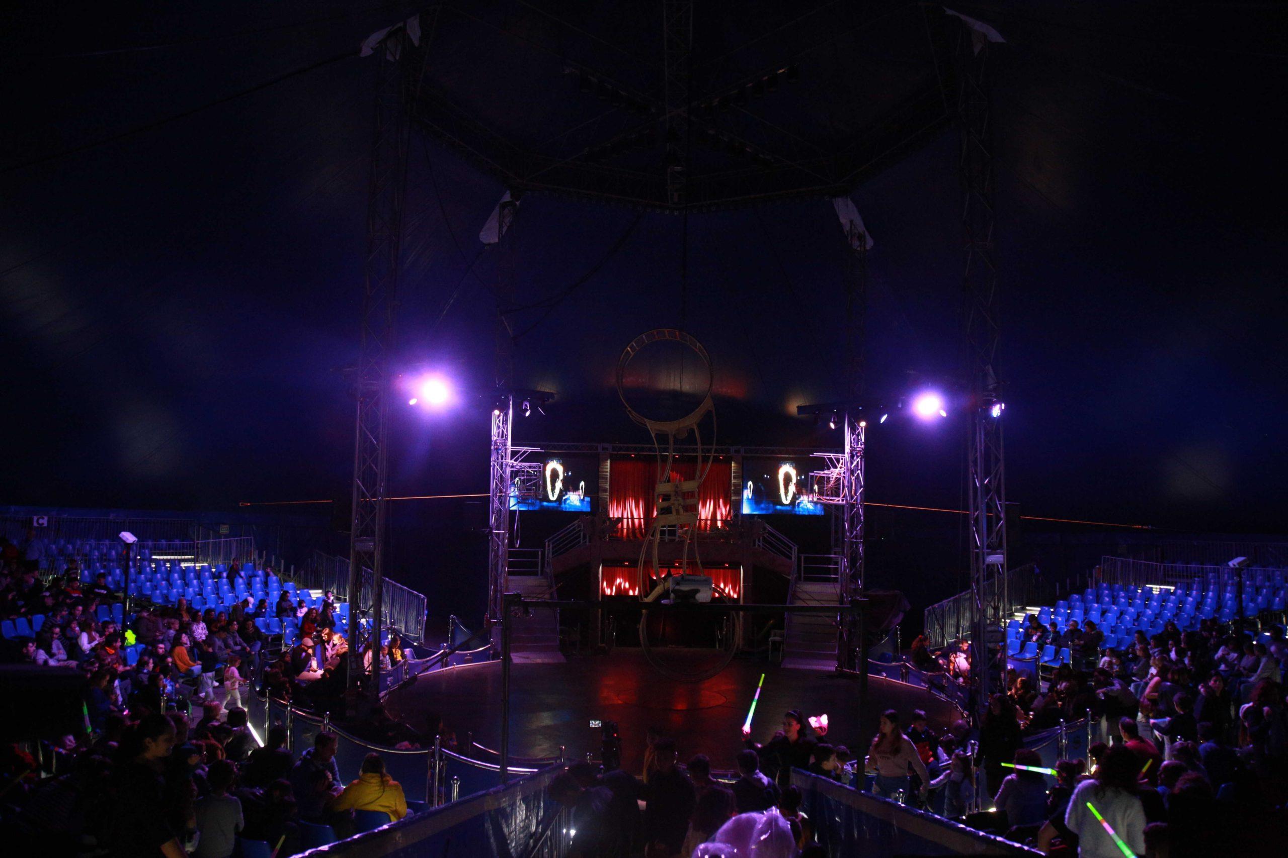 Musepan invitó al Circo Alaska