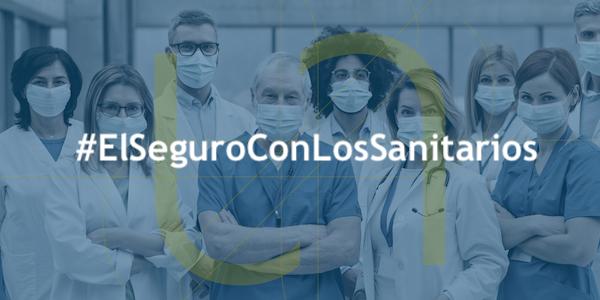 #ElSeguroConLosSanitarios