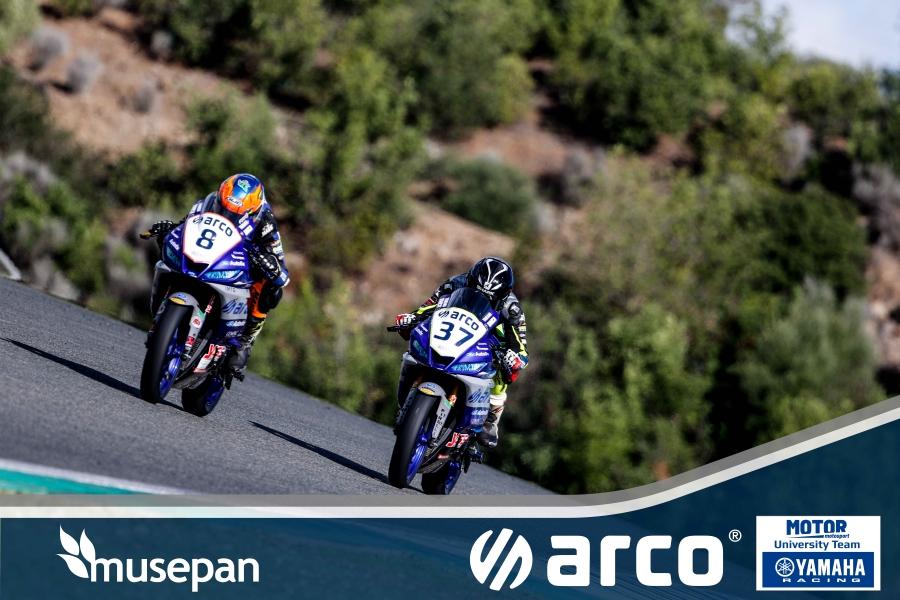 Musepan - Campeones de España Yamaha Challenge 2020